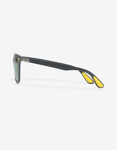 Scuderia Ferrari Online Store - Ray-Ban for Scuderia Ferrari with Chromance polarized lenses 0RB4297M -