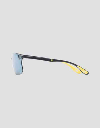 Scuderia Ferrari Online Store - Ray-Ban for Scuderia Ferrari with Chromance polarized lenses 0RB4322M - Sunglasses