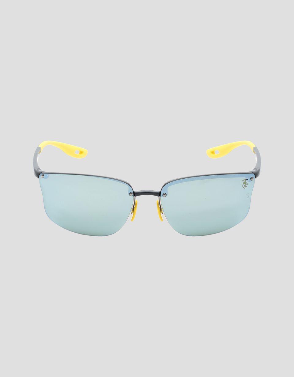 Scuderia Ferrari Online Store - Ray-Ban for Scuderia Ferrari con lentes polarizadas Chromance 0RB4322M - Gafas de sol
