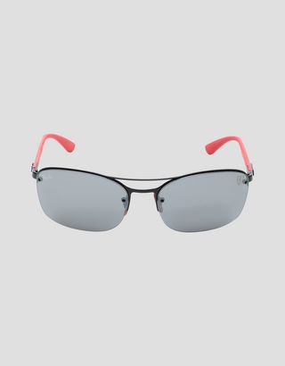 Scuderia Ferrari Online Store - Ray-Ban for Scuderia Ferrari with 0RB3647M gradient lenses - Sunglasses