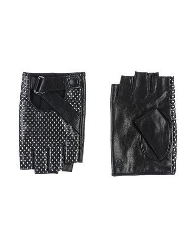 Фото - Мужские перчатки  черного цвета