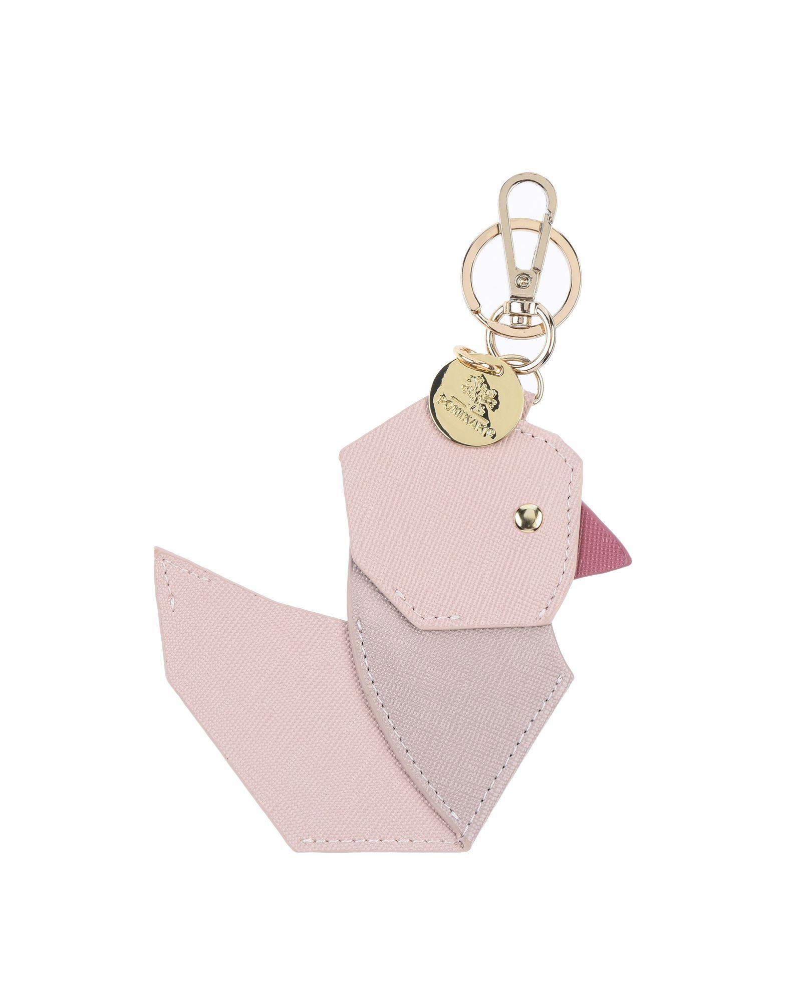 POMIKAKI Брелок для ключей jobon zhongyin брелок для ключей кольцо для ключей цепочка цепочка волокно кожа ребенок мать весна талия висит тип ретро черный никель zb 116b