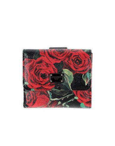 Купить Бумажник красного цвета