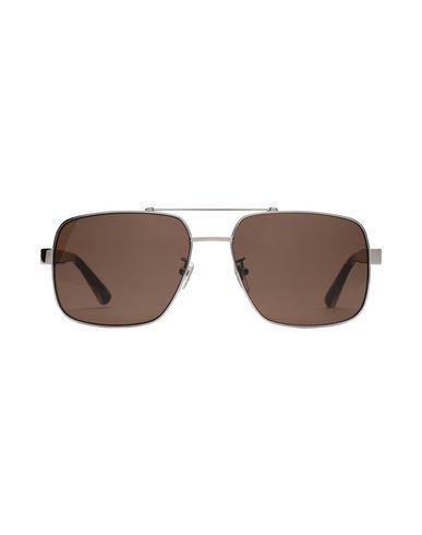 Фото 2 - Солнечные очки свинцово-серого цвета