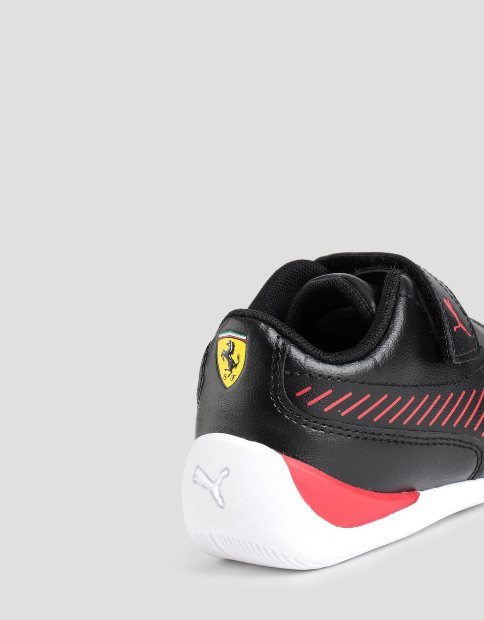 Scuderia Ferrari Online Store - Children's Puma SF Drift Cat 7S Ultra shoes - Active Sport Shoes