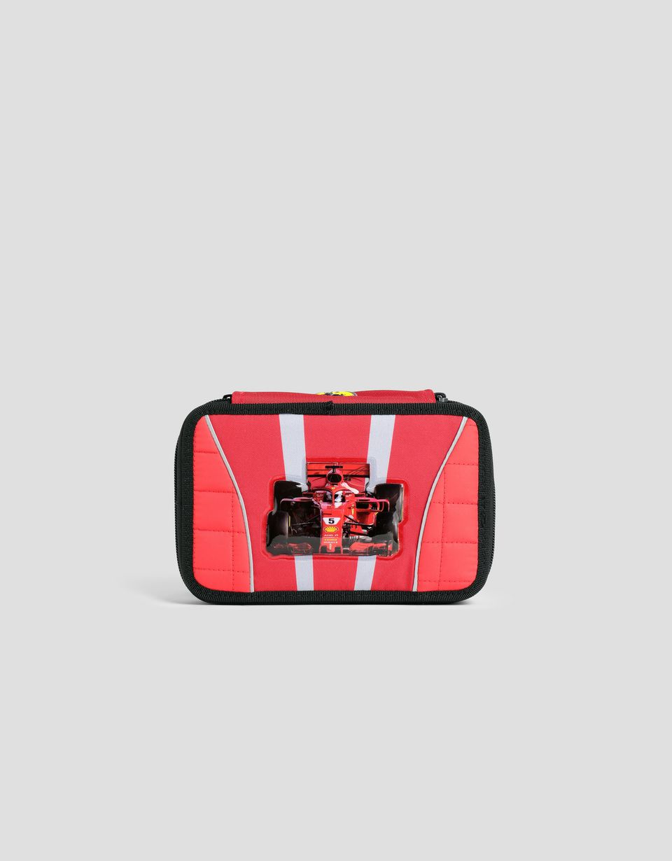 Scuderia Ferrari Online Store - Filled pencil case - Pencil Cases