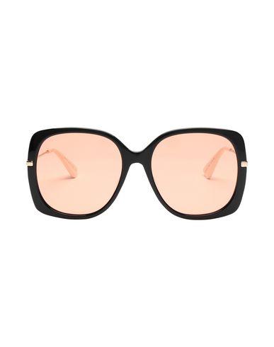 Фото 2 - Солнечные очки черного цвета