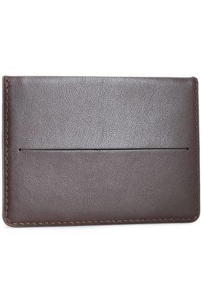 MARNI Leather cardholder