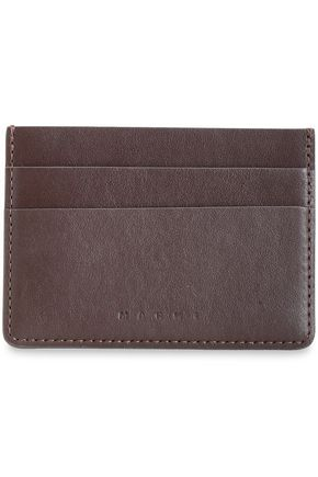 MARNI Leather cardholder
