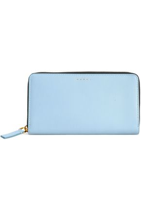 MARNI Leather continental wallet