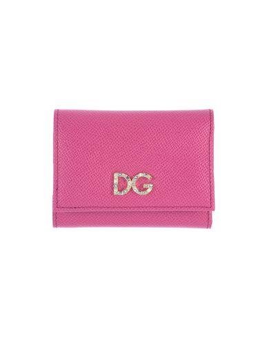 Купить Бумажник цвета фуксия