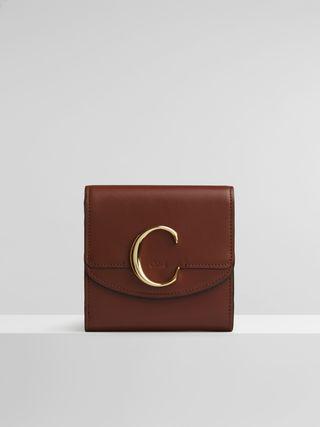 Chloé 스퀘어형 지갑