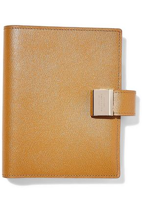 SMYTHSON Grosvenor textured-leather notebook