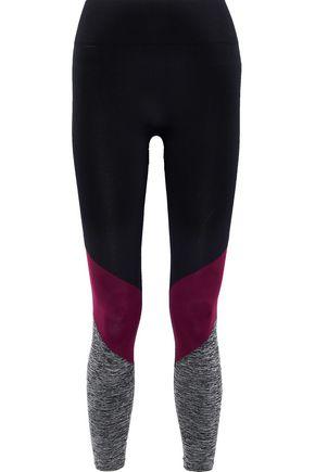 PEPPER & MAYNE Sylvie color-block stretch leggings