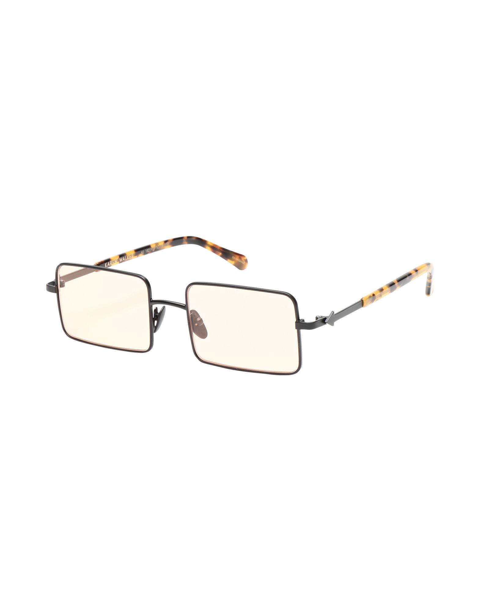 Фото - KAREN WALKER Солнечные очки 3d очки