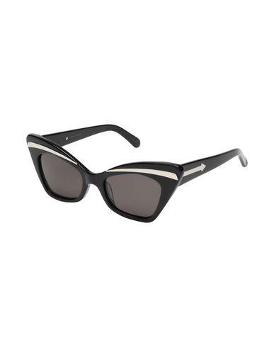 Фото - Солнечные очки от KAREN WALKER черного цвета