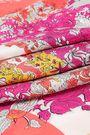 EMILIO PUCCI Floral-print silk-twill scarf