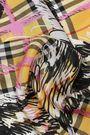 BURBERRY Printed silk-twill scarf