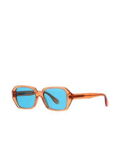 Фото - Солнечные очки от SUPER by RETROSUPERFUTURE оранжевого цвета