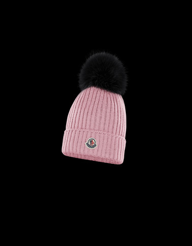 HAT Pink Kids 4-6 Years - Girl