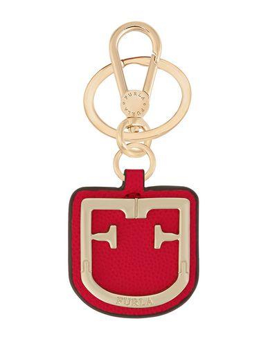 Фото - Брелок для ключей красного цвета