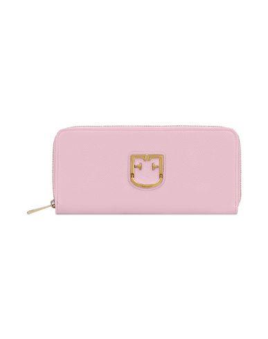 Фото - Бумажник розового цвета