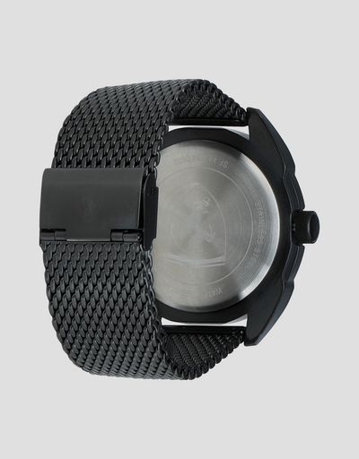 Scuderia Ferrari Online Store - Multi-functional black Forza watch - Quartz Multifunctional Watch