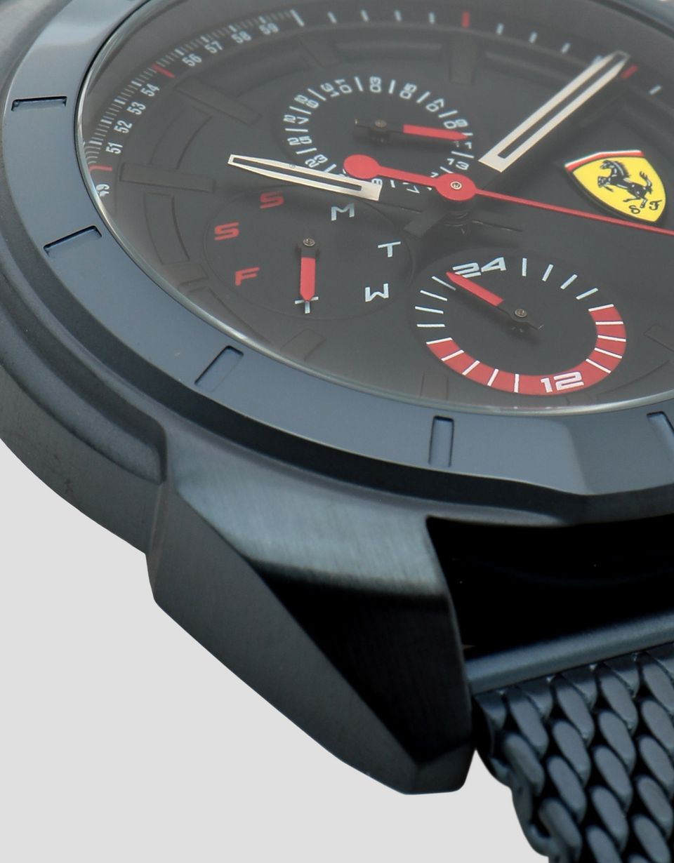 Scuderia Ferrari Online Store - Blue Forza multi-function watch - Quartz Multifunctional Watch