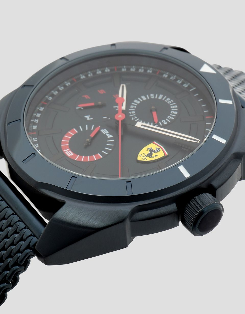 Scuderia Ferrari Online Store - Montre Forza multifonction bleue - Quartz Multifunctional Watch