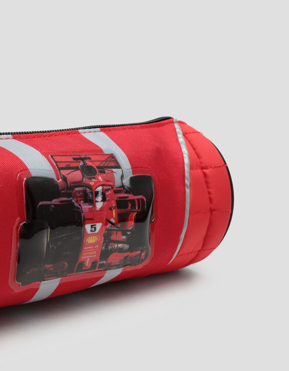 Scuderia Ferrari Online Store - Soft pencil case - Pencil Cases