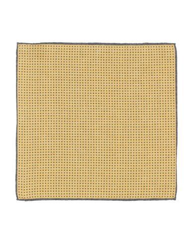Фото - Мужской платок ELEVENTY желтого цвета