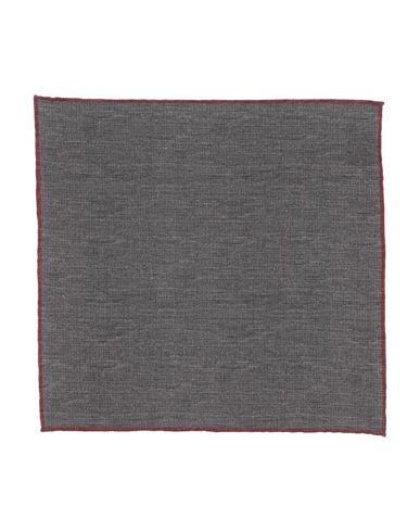 Фото - Мужской платок ELEVENTY цвет стальной серый