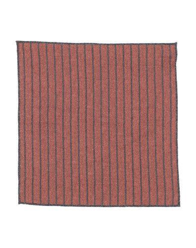 Фото - Мужской платок ELEVENTY кирпично-красного цвета