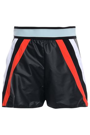 NO KA 'OI Nohona color-block shell shorts