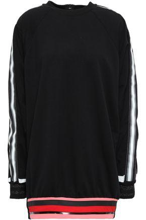 NO KA 'OI Hau oversized cotton-blend sweatshirt