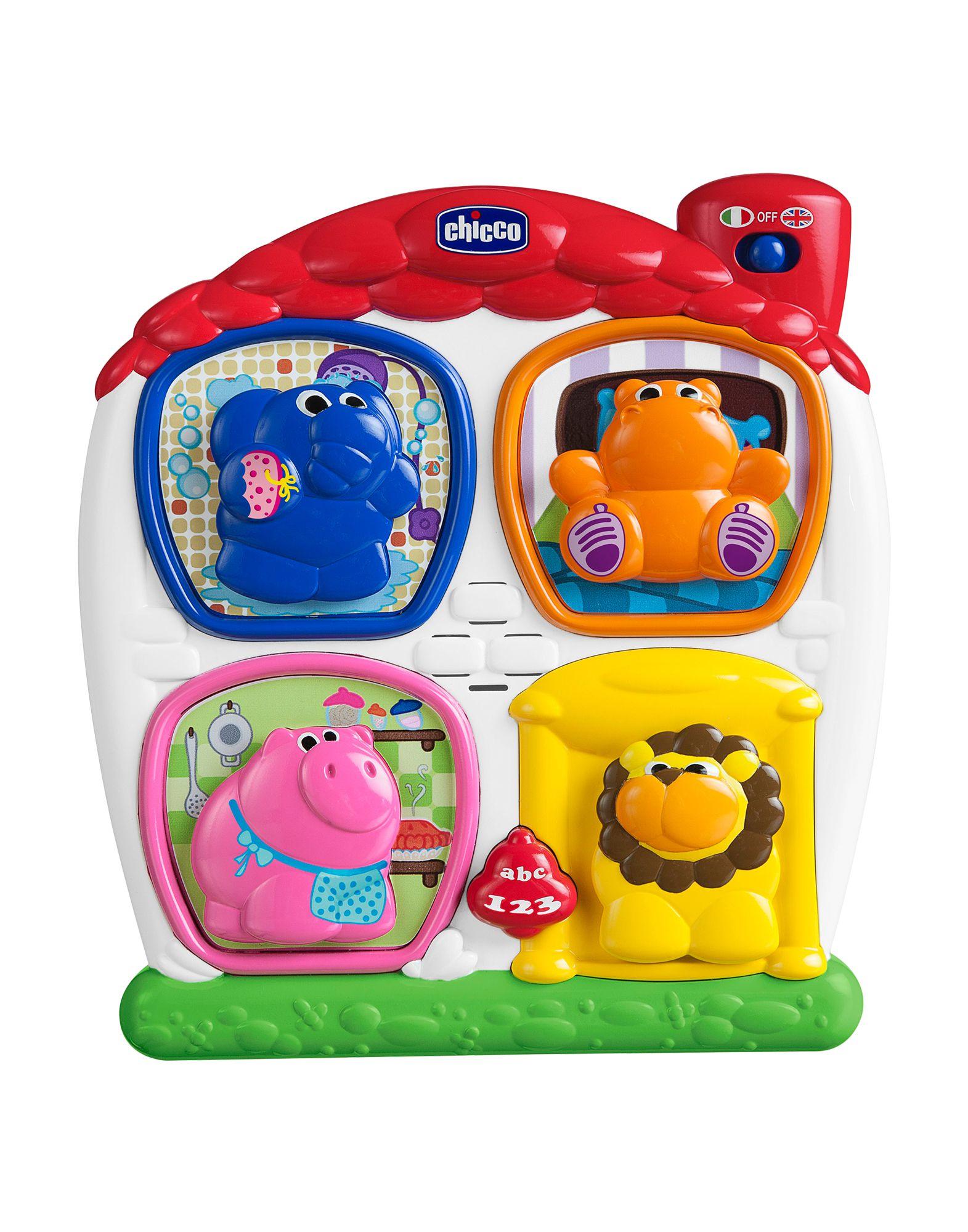 CHICCO Игрушки для малышей игрушки для грудничка 7 месяцев