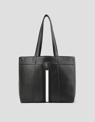 Women's EVO LIVERY shopper bag