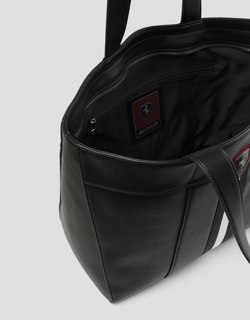 Scuderia Ferrari Online Store - Women's EVO LIVERY shopper bag - Tote Bags