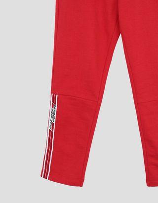 Scuderia Ferrari Online Store - Kids' joggers with Icon Tape - Joggers