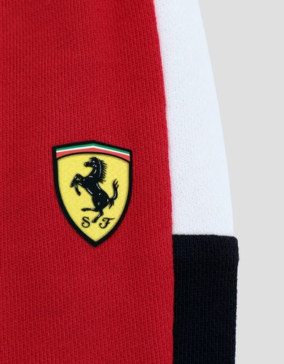 Scuderia Ferrari Online Store - Infants' cotton fleece sweatpants -
