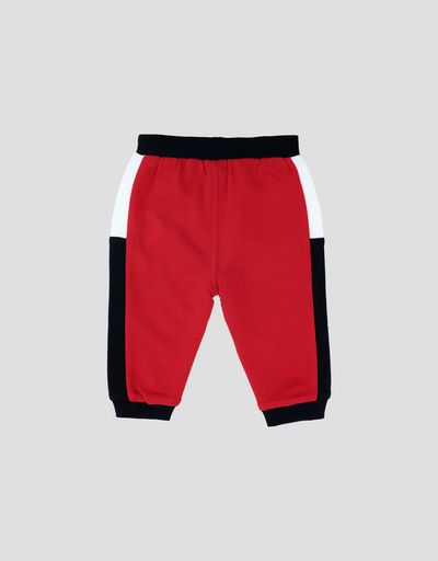 Infant's cotton fleece joggers