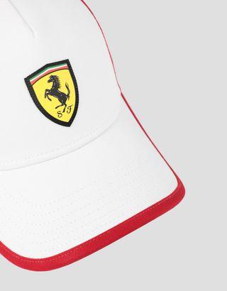 Scuderia Ferrari Online Store - Kinderkappe mit Aufdruck SF POWERFUL - Basecaps