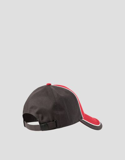 Scuderia Ferrari Online Store - Children's cap with SUPER FAST print - Baseball Caps