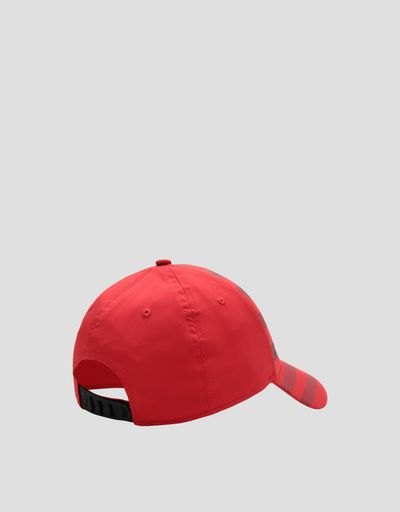 Scuderia Ferrari Online Store - Casquette pour homme avec insertions réfléchissantes - Casquettes de baseball