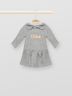 Chloé-embroidered dress