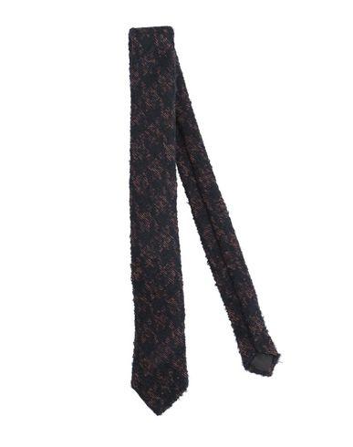 Фото - Мужской галстук  черного цвета
