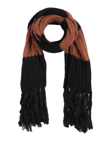 Фото - Женский шарф  коричневого цвета
