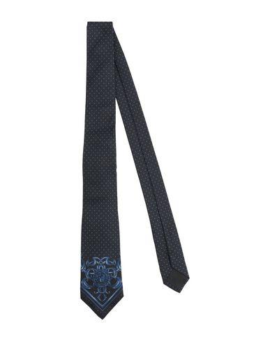 Фото - Мужской галстук  темно-синего цвета