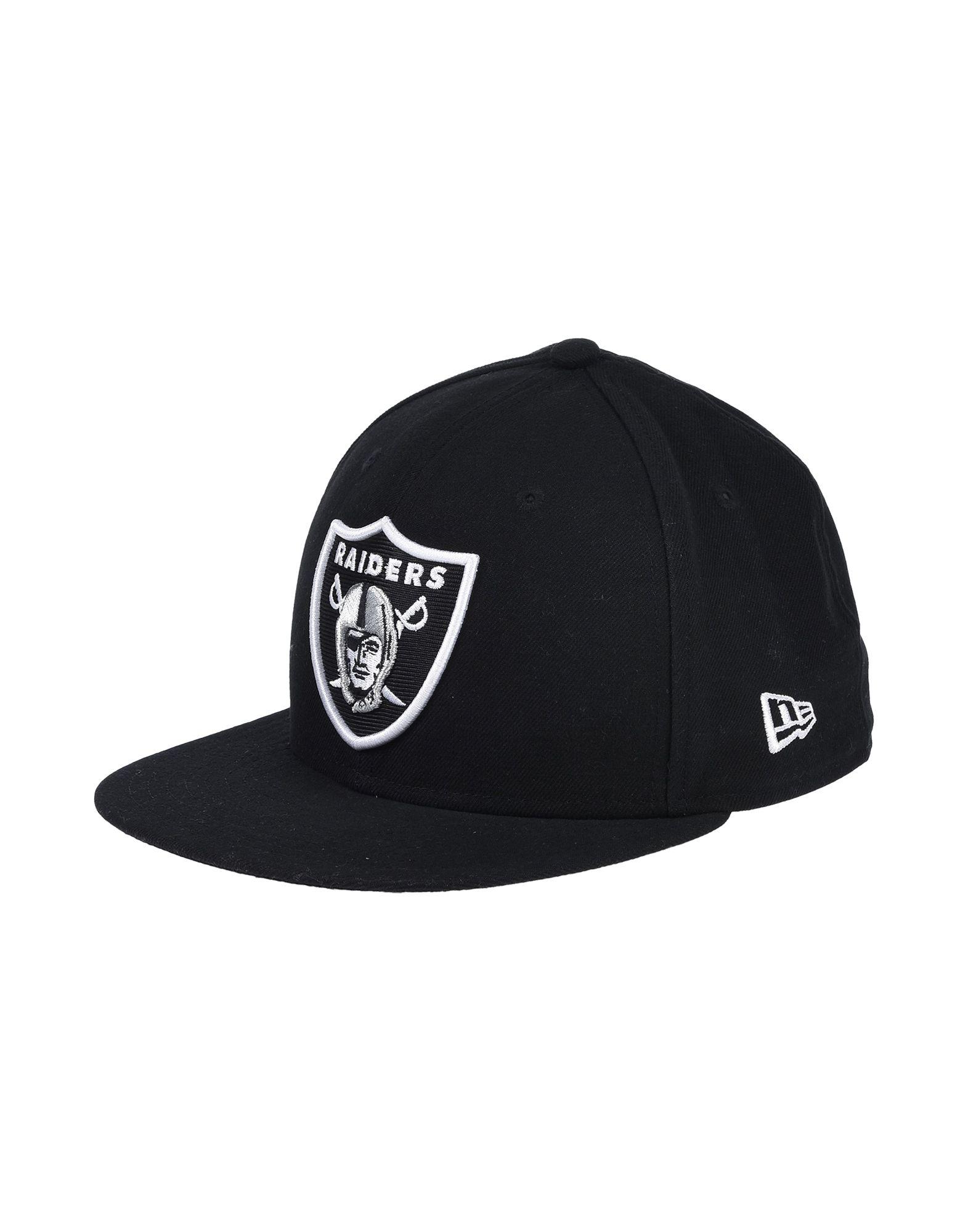 《期間限定 セール開催中》NEW ERA メンズ 帽子 ブラック 55 ポリエステル 100%