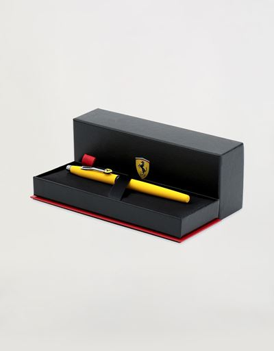 Cross Classic Century Collection roller ball pen for Scuderia Ferrari in Modena yellow